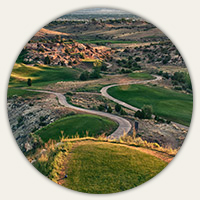 Scenic Golf Holes in Grand Junction