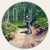 Green to Extreme Downhill Mountain Biking