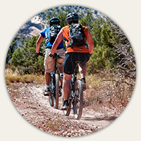 Biking in Grand Junction
