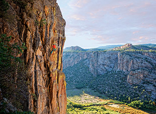 Unaweep Canyon: The Best Climbing in the West